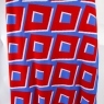 Blanket Diamond Red and Blue