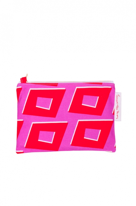 cut out PR diamond pouch