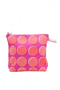 cut out RP spots washbag